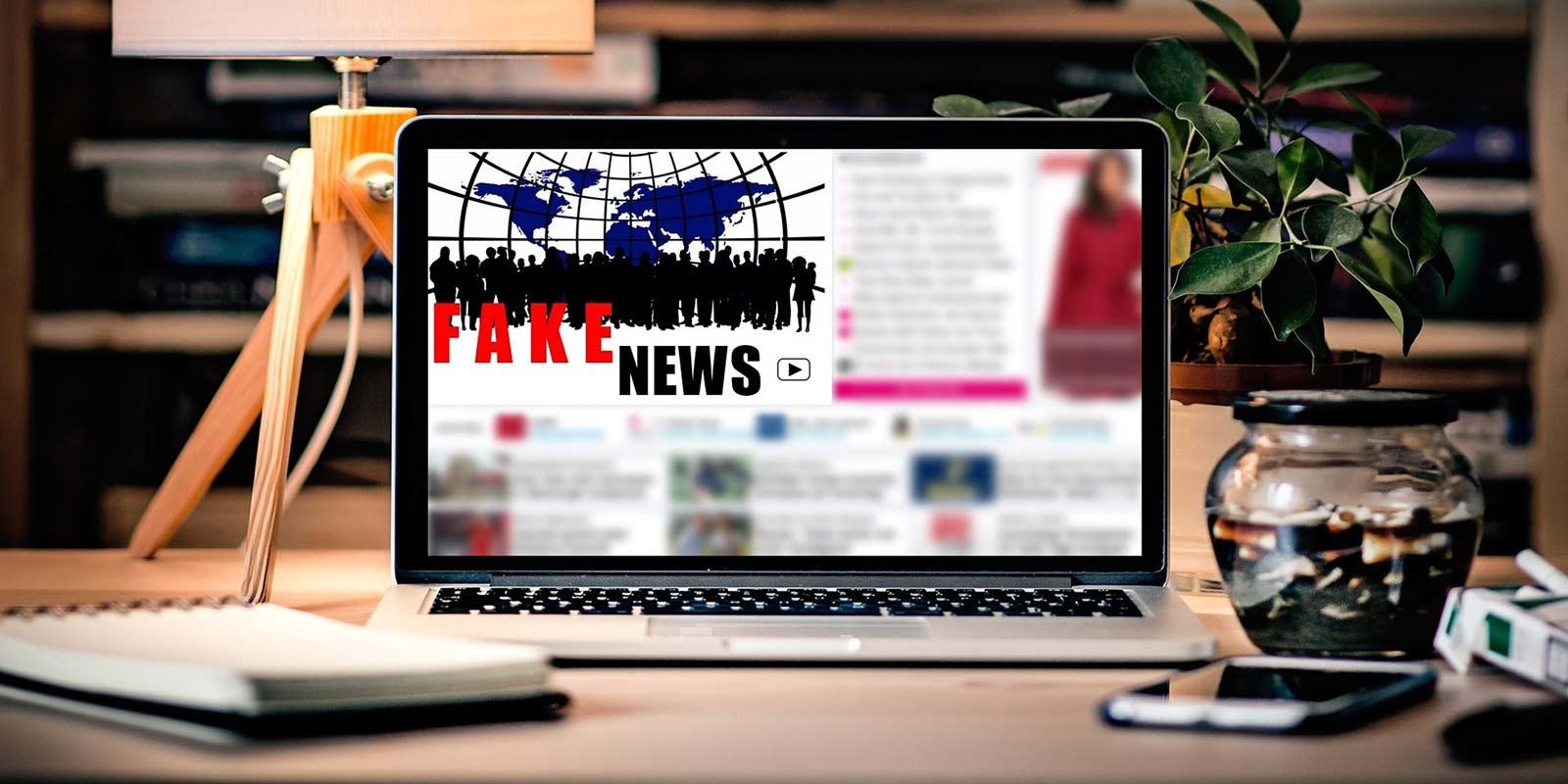 Pozor na Fake news aneb jak se nezamotat v informačních sítích