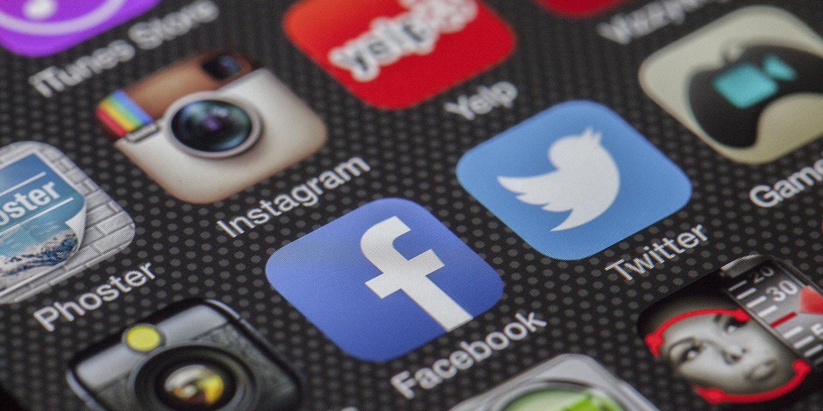 Nejoblíbenější sociální sítě teenagerů